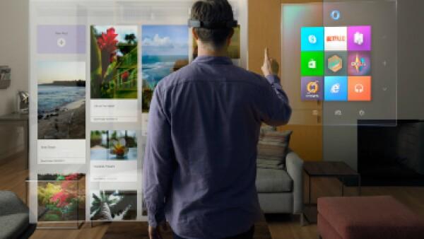 HoloLens podría ayudar a médicos, arquitectos e incluso técnicos a desarrollar su trabajo. (Foto: Microsoft)