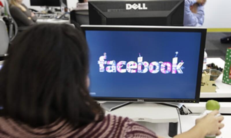 La OPI de Facebook prevista para esta semana generó una oleada de euforia en Wall Street. (Foto: AP)
