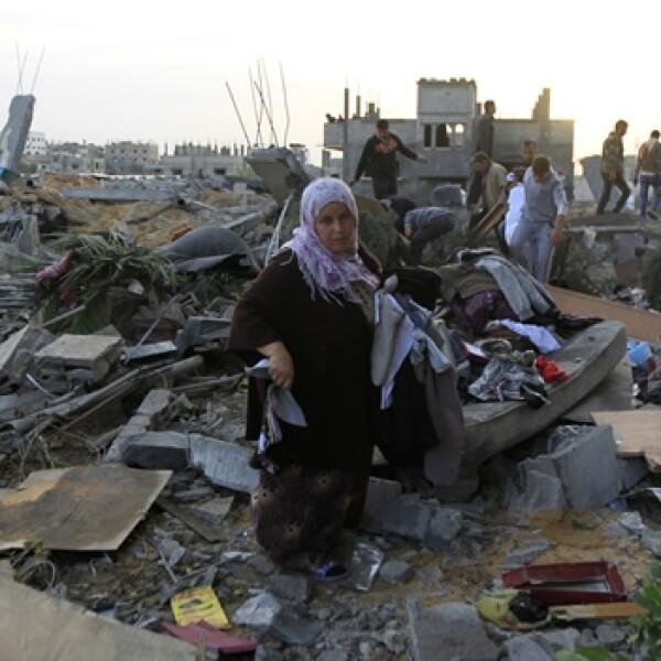 Gaza - Israel ataques 6