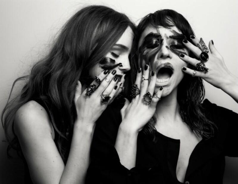Las actrices unieron fuerzas para asociarse y crear su propia marca, la cual refleja su estilo propio y que está rodeada de magia y misticismo.