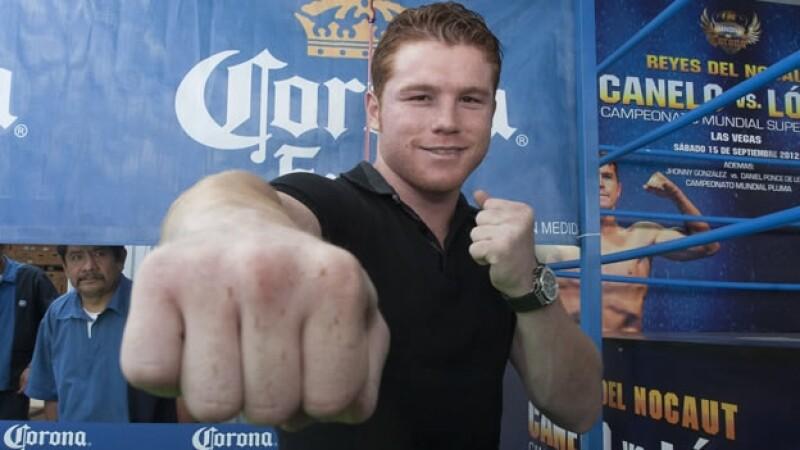 El boxeador Saúl 'Canelo' Álvarez tiene nuevo 'hogar' en Estados Unidos con HBO
