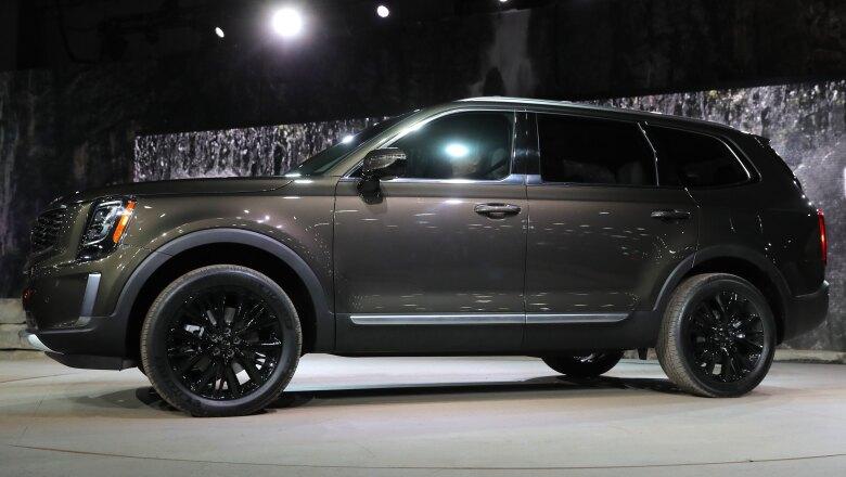 Kia Telluride SUV