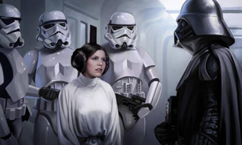 Star Wars podría recaudar 1,800 mdd en las taquillas mundiales. (Foto: tomada de Facebook/StarWars)