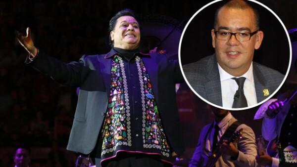 Nicolás Alvarado se ha convertido en tendencia en Twitter después de que criticara fuertemente al fallecido cantautor.