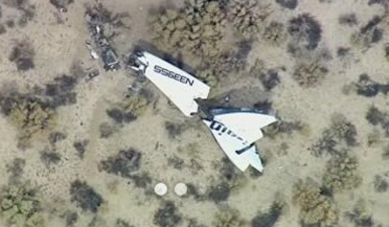 La nave realizaba su primera prueba de vuelo desde enero. (Foto: Especial )