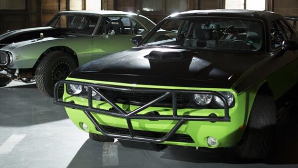 Dodge Challenger SRT-8 (Universal)