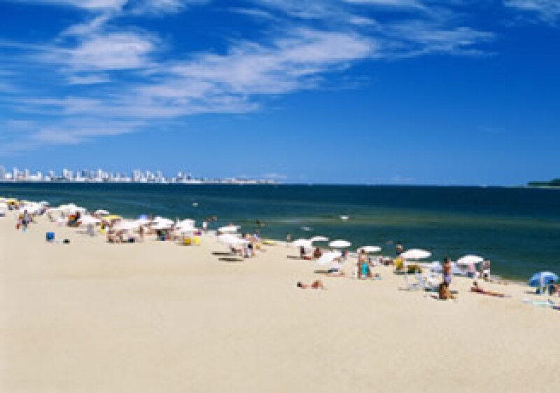 Los chilenos, brasileños, argentinos y europeos son los principales visitantes en Uruguay. (Foto: Jupiter Images)