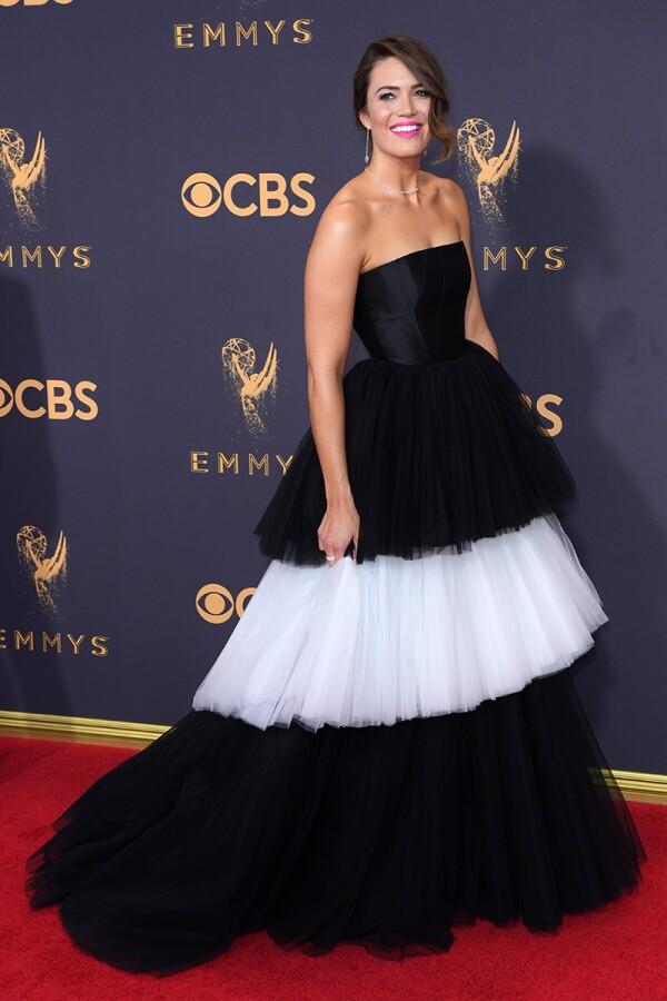 69th Primetime Emmy Awards, Arrivals, Los Angeles, USA - 17 Sep 2017