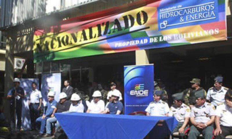 Bolivia justificó la expropiación por el insuficiente nivel de inversiones desde 1996. (Foto: Reuters)
