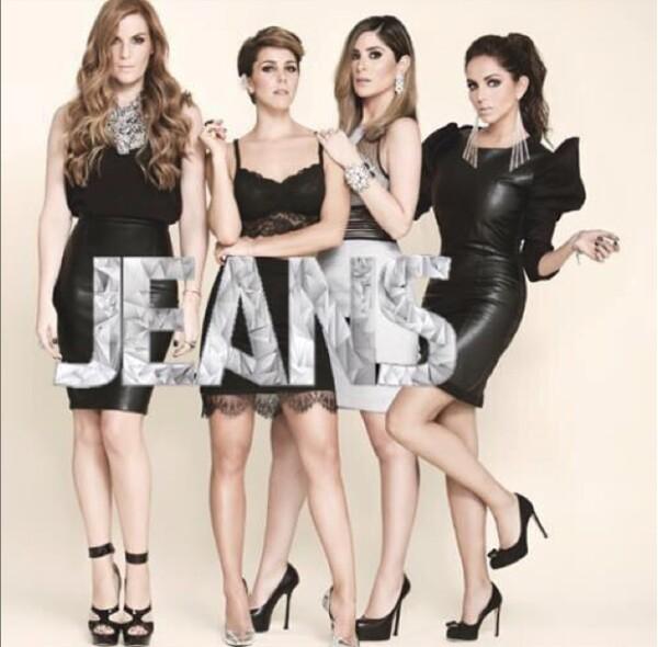Más guapas que nunca, Angie, Melissa, Regina y Karla.