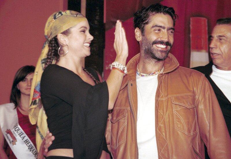 Lucero y Alejandro Fernández