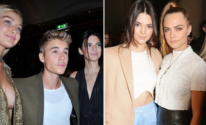 Para Kendall sus amigos, además de su familia es una de las cosas más preciadas que puede tener.