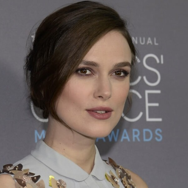 La británica Kiera Knightley, nominada por ?The Imitation Game?
