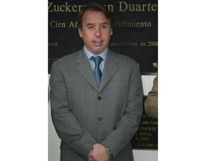 Emilio Azcárraga.