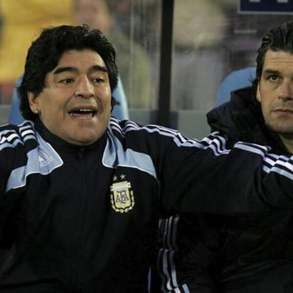 El ex jugador asumió en 2008 como técnico