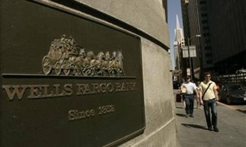 Wells Fargo es elc uarto mayor banco de EU por activos. (Foto: Reuters)