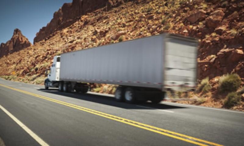 En el transporte carretero se pretende que el promedio de circulación de la carga sea de 90 km/h. (Foto: Getty Images)