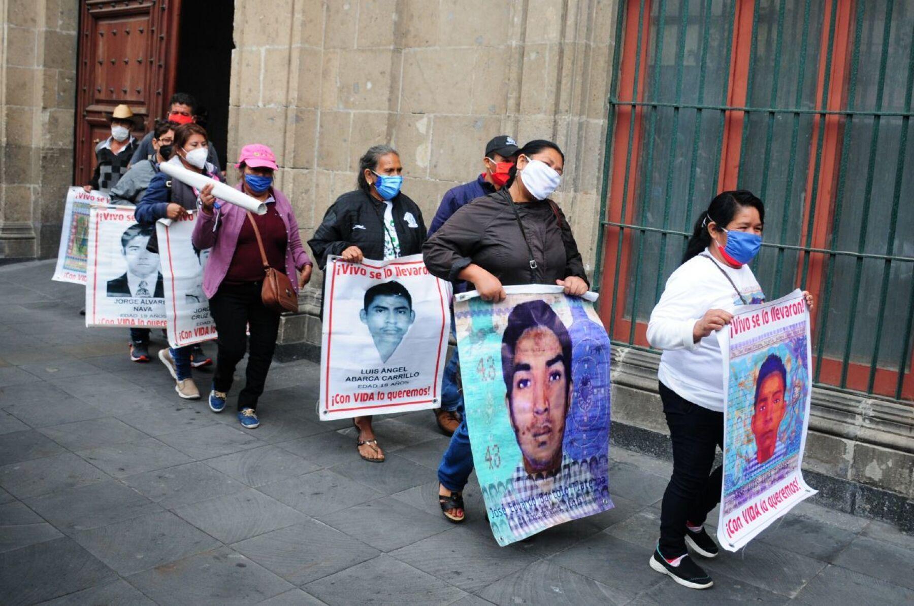 Un exmando de la Policía Federal es detenido por el caso Ayotzinapa