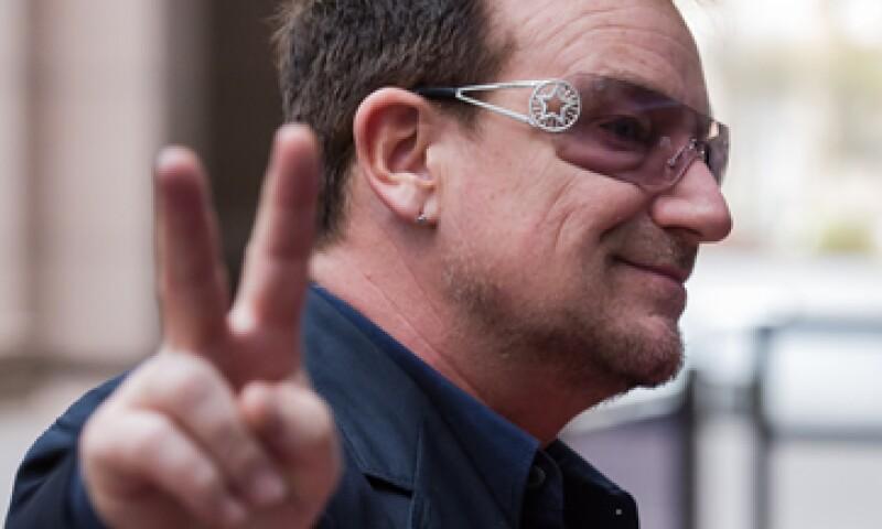 El cantante de U2 resaltó el valor que tiene África para el mundo. (Foto: AP)