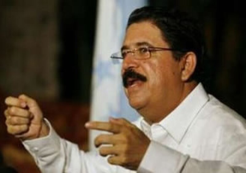 Manuel Zelaya fue derrocado del Gobierno de Honduras por las fuerzas armadas. (Foto: Reuters)