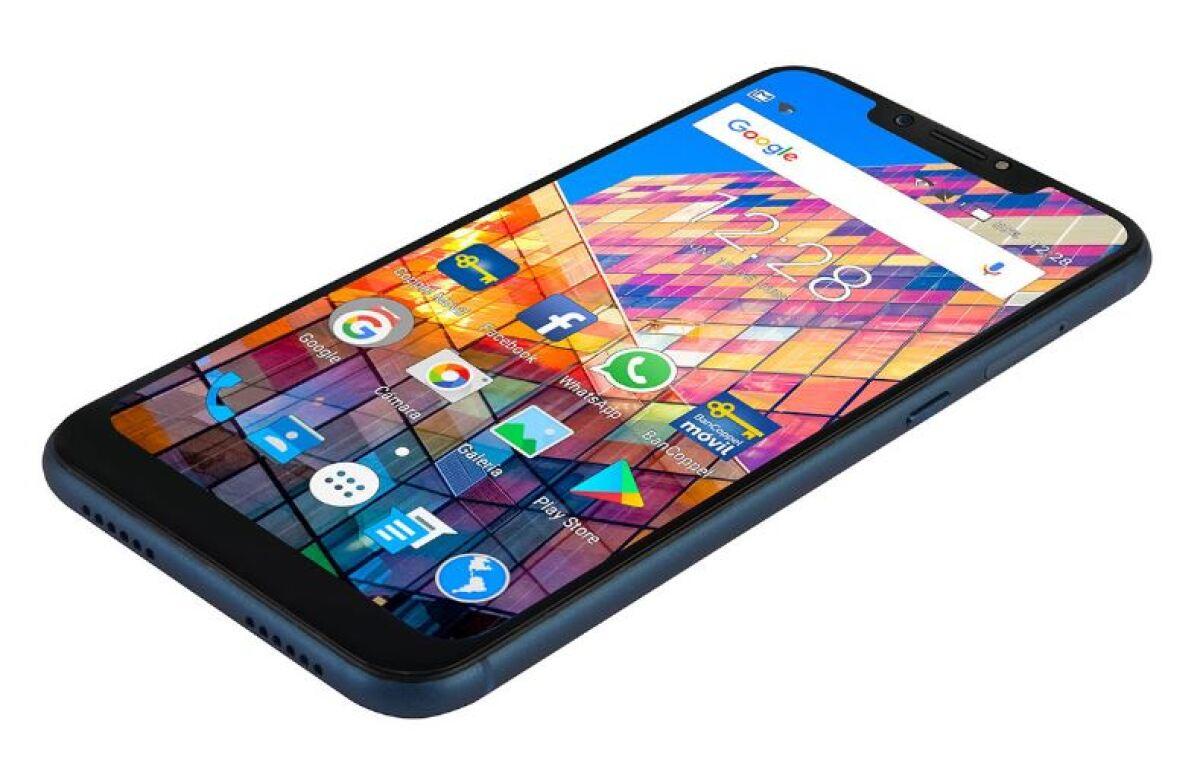 La mexicana Zuum lanza al mercado el 'smartphone' Stellar Plus