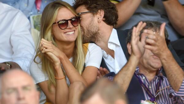 Tras poco más de un año de que la pareja terminara, ahora Cressida Bonas es vista en plan romántico, por primera vez, con un misterioso hombre en Wimbledon.