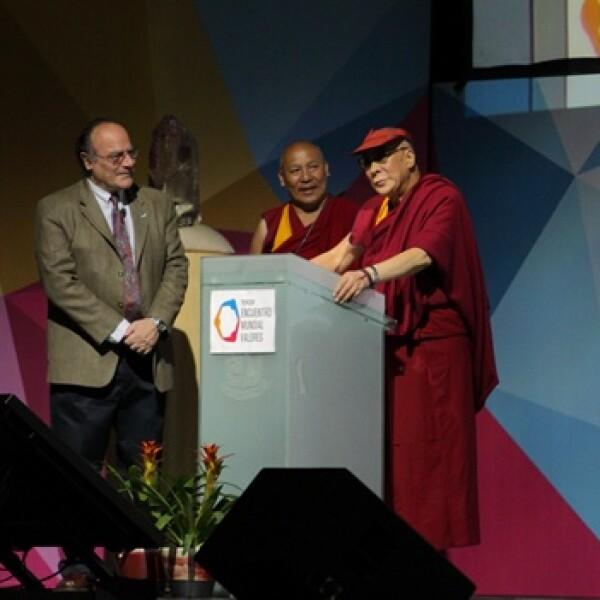 Dalai Lama Monterrey