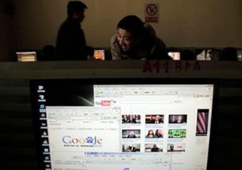 En su sitio online, Goojje le pide a la empresa estadounidense que no abandone China. (Foto: AP)