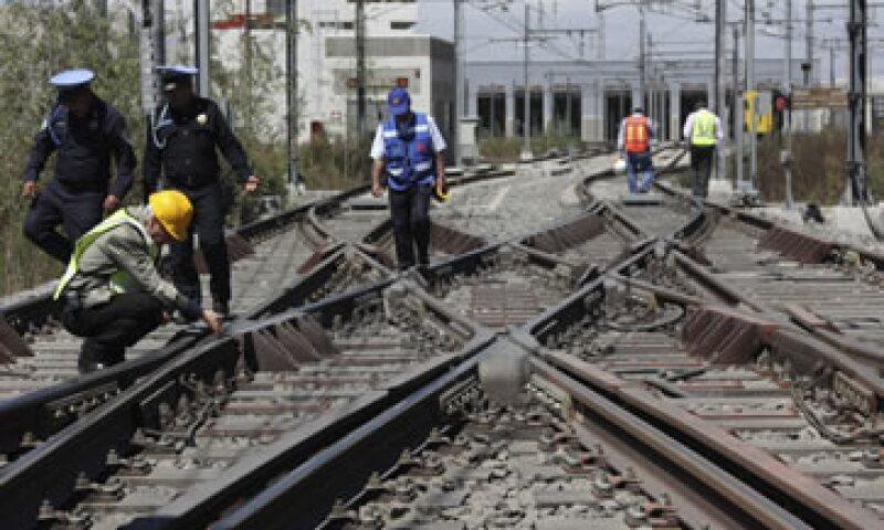 Los trabajos de TSO son necesarios para la reparación, afirma el Gobierno capitalino. (Foto: Cuartoscuro)