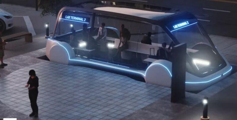 ¿Y el hyperloop?