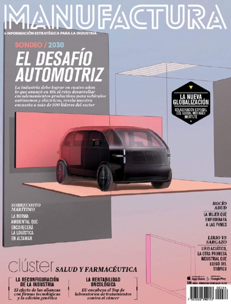 2030 Automotive Technology Frontiers
