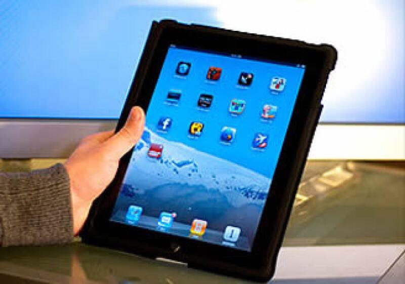 Es seguro asumir que la mayoría de las tabletas en las empresas son iPads. (Foto: Fortune)