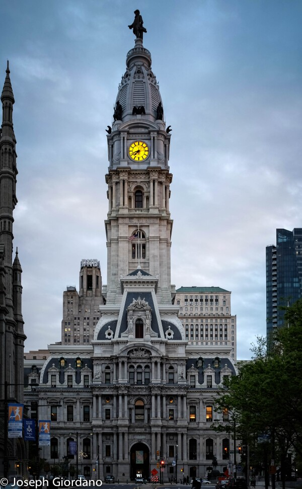 Filadelfia City Hall
