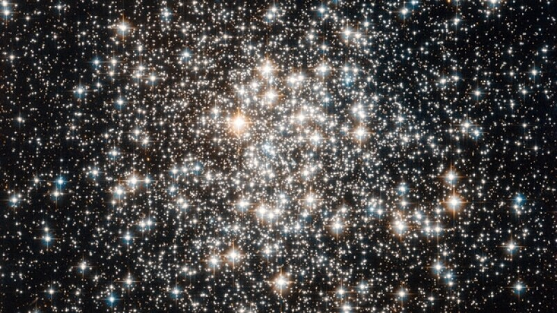 campo de estrellas NASA