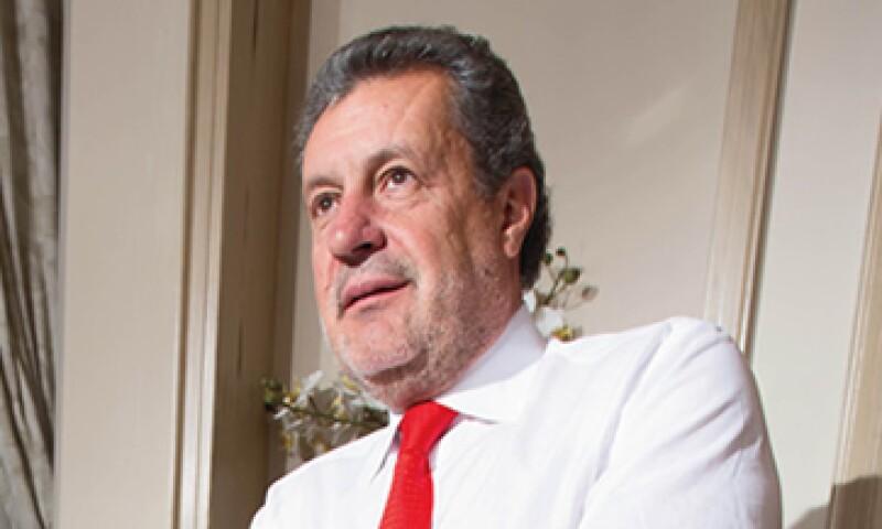 Marcos Martínez Gavica será el nuevo presidente del Consejo de Administración de Santander.  (Foto: Alfredo Pelcastre)