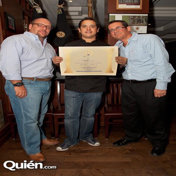 Jean Tardif,El Chanclas,Mauricio Vázquez