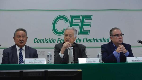 CFE Manuel Bartlett