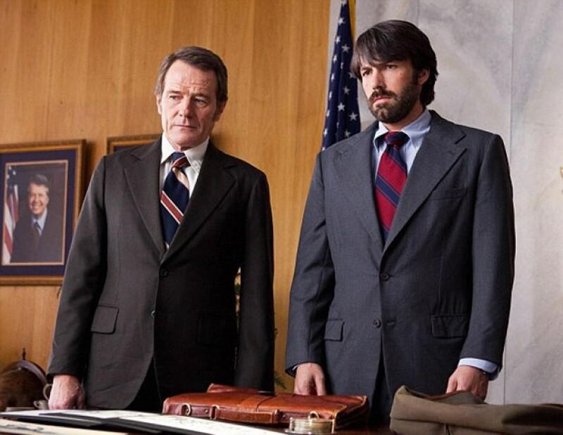 Affleck ganó un Oscar en 1997 por la película `Good Will Hunting´ junto a su amigo Matt Damon.