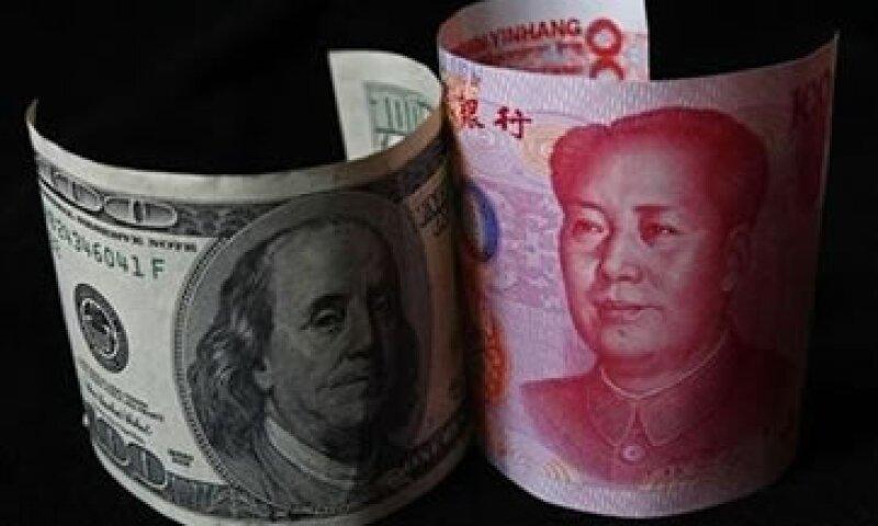 """El Banco Central de China aseguró que la tasa cambiaria del yuan es """"razonable"""". (Foto: Reuters)"""
