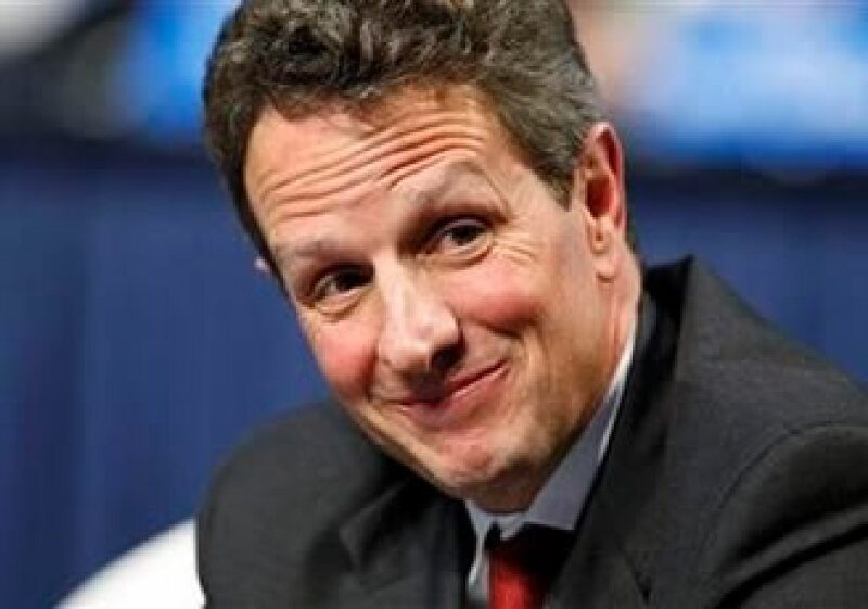 El secretario del Tesoro estadounidense, Timothy Geithner, participó en la reunión de ministros de la APEC. (Foto: Reuters)
