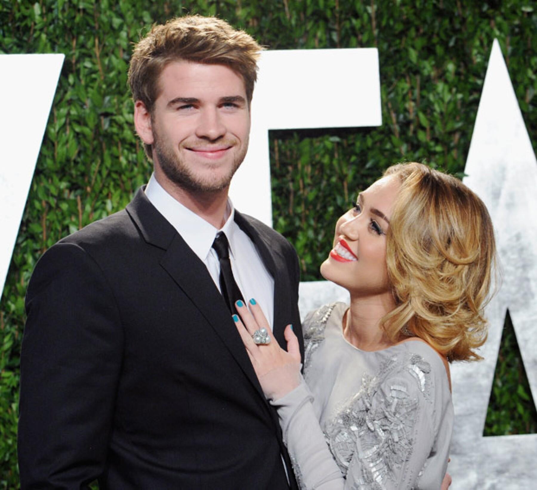 La relación de Miley y Liam ha sido muy criticada, especialmente porque los fans piensan que ella no es suficiente para él.