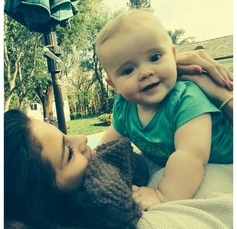 Selena y Gracie pasaron tiempo juntas y la cantante lo presumió en su Instagram.