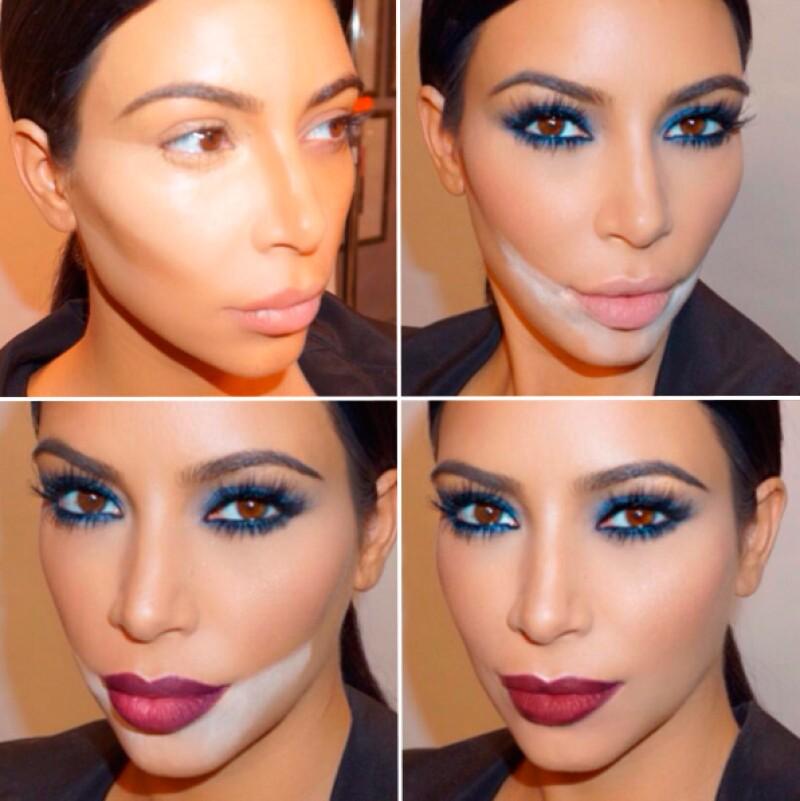 Esta técnica iluminará tu cara y evitará que se corra el maquillaje de tus ojos y labios.