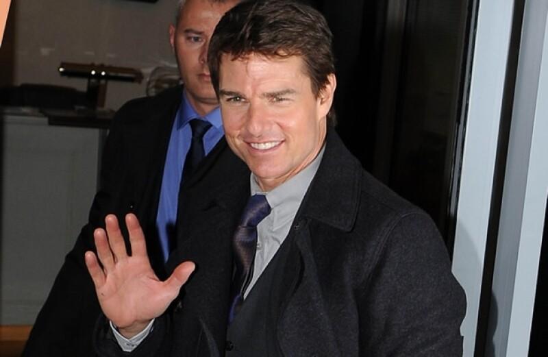 Lo que más le ha dolido a Tom Cruise luego de su separación de Katie Holmes es no ver frecuentemente a su hija.