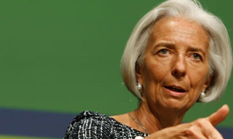 Lagarde sostuvo que Grecia aún necesita realizar reformas clave. (Foto: Reuters )