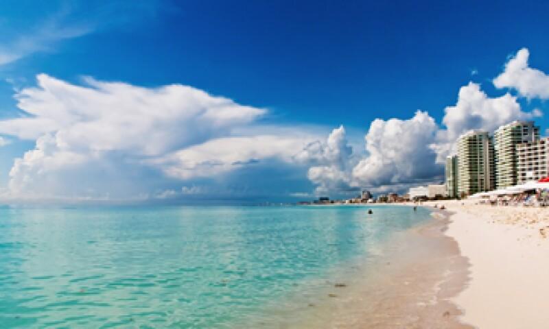 En 2013, México recibió  23.7 millones de turistas internacionales. (Foto: Getty Images)
