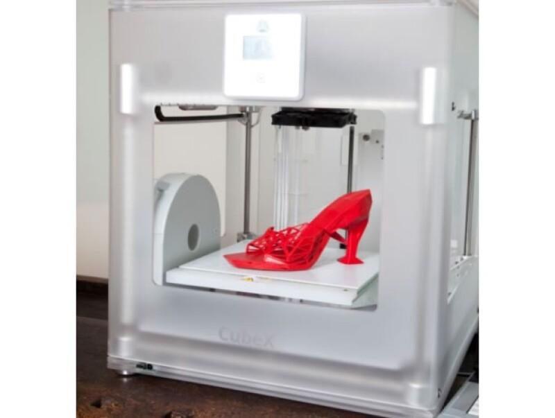 La impresora en 3D hace lo que se creía imposible.