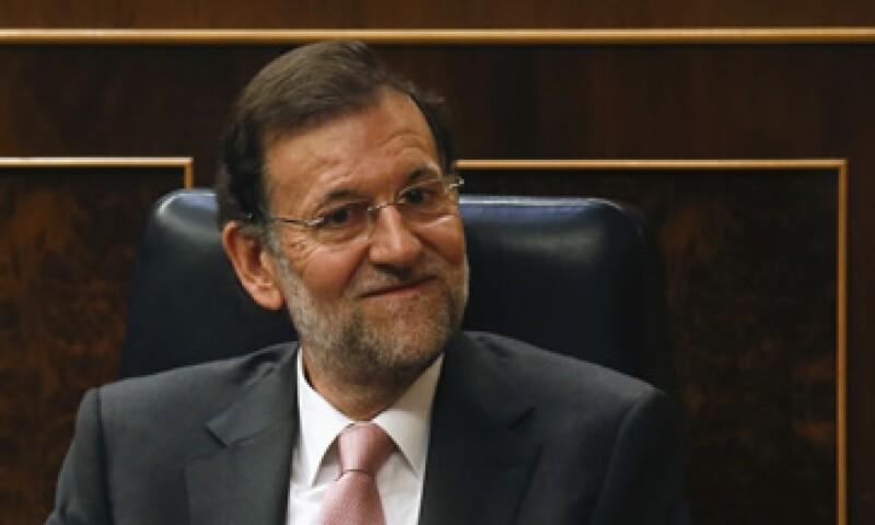 Rajoy insistió en el Parlamento que todavía no ha tomado una decisión sobre si pedirá la ayuda del BCE en los mercados de deuda. (Foto: Reuters)