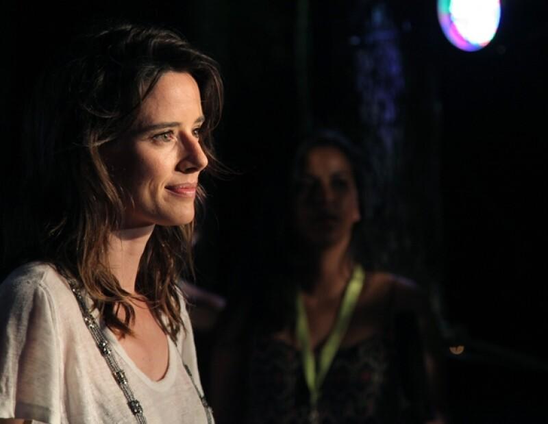 """Pilar de Ayala presentará en Playa del Carmen las cintas """"Intrusos"""", a lado de Clive Owen, y """"Mañaneras""""."""