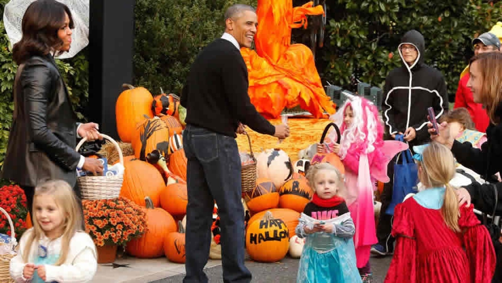 Halloween Obama